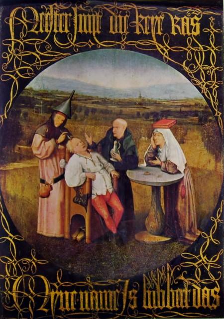 2 Bosch - La cura della follia