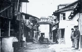 Drapetsona, anni '30 del XX secolo.