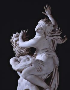 Il Ratto di Proserpina, Bernini, 1622